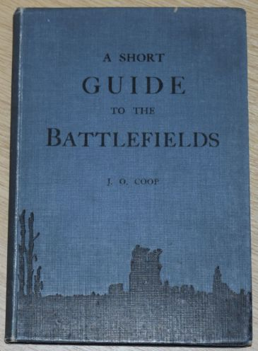 A Short Guide to the Battlefields, by J.O. Coop